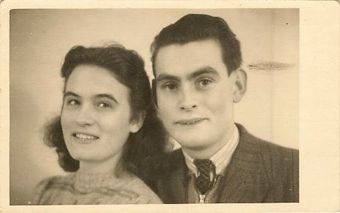 mom and dad when young